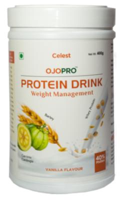 OJOPRO (Vanilla) Protein Drink